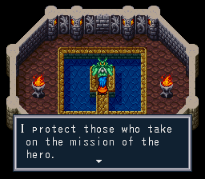 Breath of Fire SNES 009