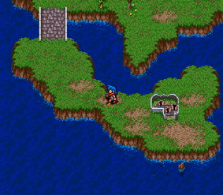 Breath of Fire SNES 011