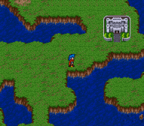 Breath of Fire SNES 014