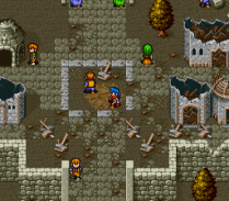 Breath of Fire SNES 015