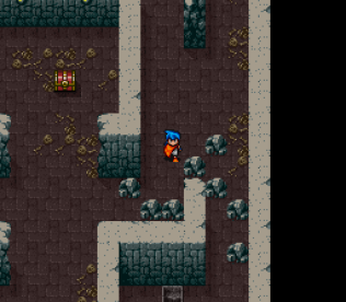 Breath of Fire SNES 022