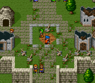 Breath of Fire SNES 033
