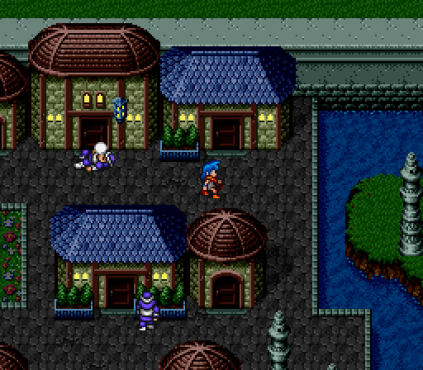 Breath of Fire SNES 042