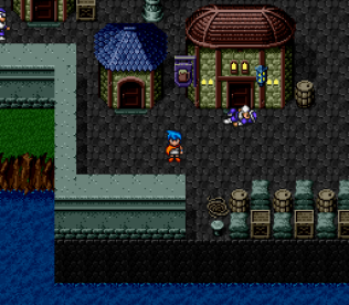 Breath of Fire SNES 044