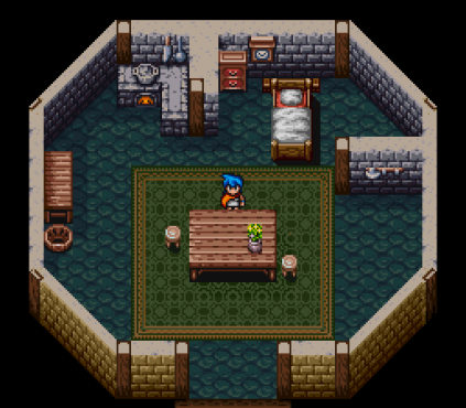 Breath of Fire SNES 045