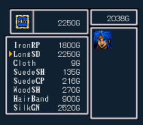 Breath of Fire SNES 049