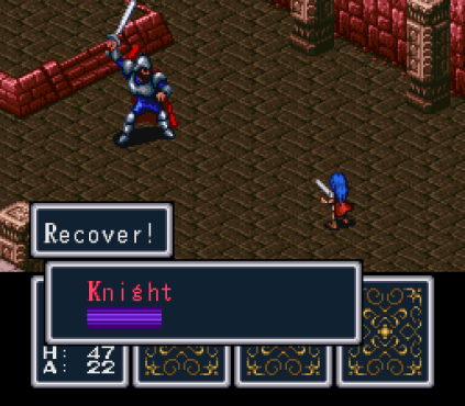 Breath of Fire SNES 075