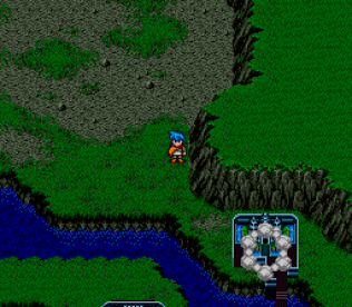 Breath of Fire SNES 077