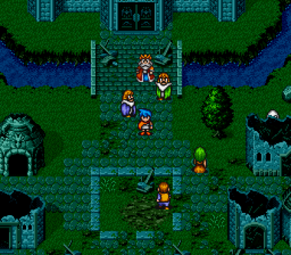 Breath of Fire SNES 078