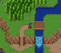 Breath of Fire SNES 082