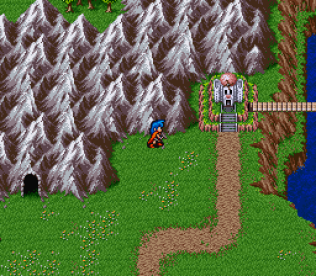 Breath of Fire SNES 087