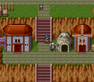 Breath of Fire SNES 088