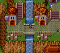 Breath of Fire SNES 090