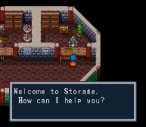 Breath of Fire SNES 093