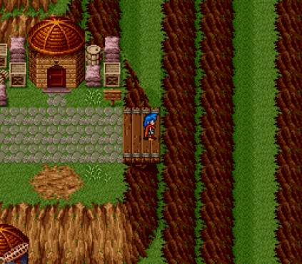 Breath of Fire SNES 097
