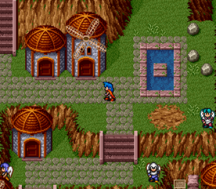 Breath of Fire SNES 098
