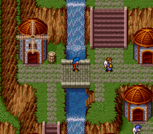 Breath of Fire SNES 099