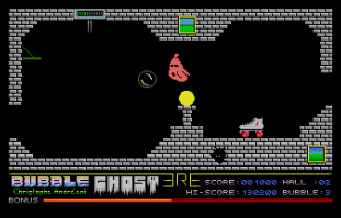 Bubble Ghost Atari ST 03