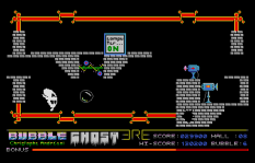Bubble Ghost Atari ST 22
