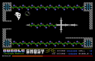 Bubble Ghost Atari ST 26