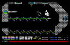 Bubble Ghost Atari ST 29