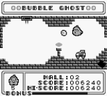 Bubble Ghost Game Boy 03