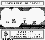 Bubble Ghost Game Boy 04