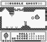 Bubble Ghost Game Boy 05