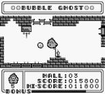 Bubble Ghost Game Boy 06