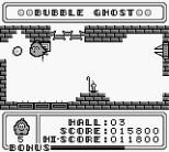 Bubble Ghost Game Boy 07