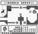 Bubble Ghost Game Boy 08