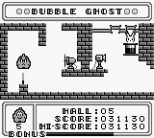 Bubble Ghost Game Boy 14