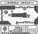 Bubble Ghost Game Boy 17