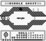 Bubble Ghost Game Boy 19