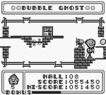 Bubble Ghost Game Boy 25