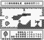 Bubble Ghost Game Boy 26