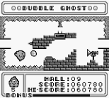 Bubble Ghost Game Boy 27