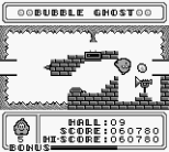 Bubble Ghost Game Boy 28