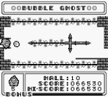 Bubble Ghost Game Boy 29