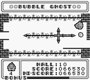 Bubble Ghost Game Boy 31
