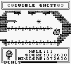 Bubble Ghost Game Boy 33