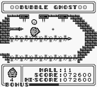 Bubble Ghost Game Boy 34