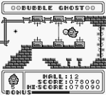 Bubble Ghost Game Boy 36
