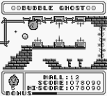 Bubble Ghost Game Boy 37