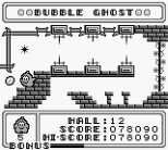 Bubble Ghost Game Boy 38