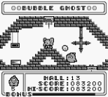 Bubble Ghost Game Boy 40