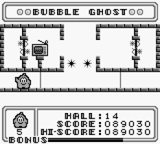 Bubble Ghost Game Boy 43