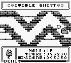 Bubble Ghost Game Boy 44