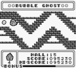 Bubble Ghost Game Boy 46
