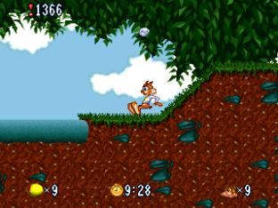 Bubsy Atari Jaguar 23